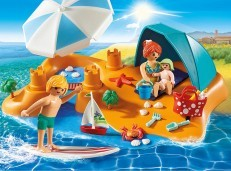 Playmobil Family Beach Day 9425