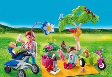 Playmobil Family Picnic 9103