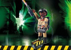 Playmobil Ghostbusters Collectors Edition W Zeddermore 70171