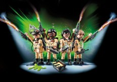 Playmobil Ghostbusters Collectors Set 70175