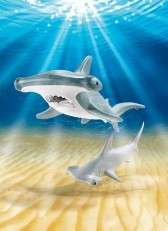 Playmobil Hammerhead with Baby 9065