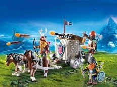 Playmobil Knights Horse Drawn Ballista 9341