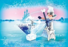 Playmobil Magic Ice Crystal Princess 9350