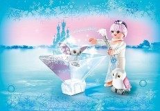 Playmobil Magic Ice Flower Princess 9351