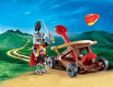 Playmobil Knights Catapault Carry Case 9106