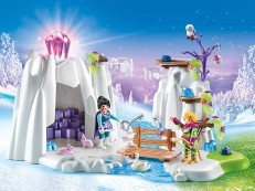 Playmobil Magic Crystal Diamond Hideout 9470