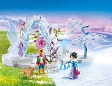 Playmobil Magic Crystal Gate to the Winter World 9471