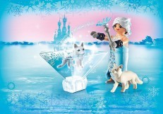 Playmobil Magic Winter Blossom Princess 9353