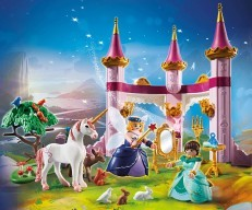 Playmobil Movie Marla in the Fairytale Castle 70077