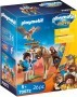 Playmobil Movie Marla with Horse 70072