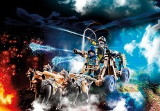 Playmobil Novelmore Wolf Team 70225