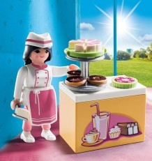 Playmobil Pastry Chef 9097