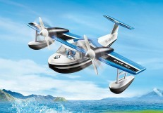 Playmobil Police Sea Plane 9436