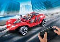 Playmobil Action RC Rocket Racer 9090 remote control car