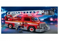 Playmobil Rescue Ladder Unit fire engine 5682