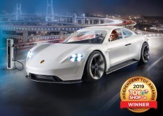 Playmobil Movie RC Rex Dashers Porsche Mission E 70078