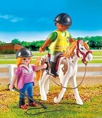 Playmobil Riding Instructor 9258