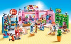 Playmobil Shopping Plaza 9078
