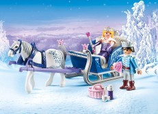 Playmobil Magic Sleigh with Royal Couple 9474