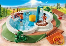 Playmobil Swimming Pool 9422