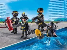 Playmobil Tactical Unit Team 9365
