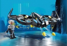 Playmobil Top Agents Mega Drones 9253