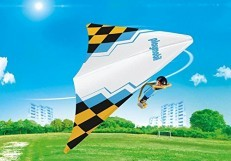 Playmobil Yellow Hang Glider 9206
