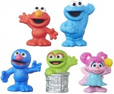 Playskool Sesame Street Collector Pack