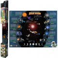 Popar Augmented and Virtual Solar System Smart Chart