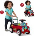 Radio Flyer Busy Buggy Sit to Stand Ride On Walker (Red)