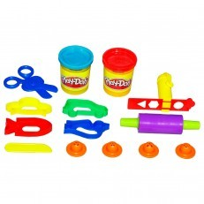Play Doh Rollers Cutters