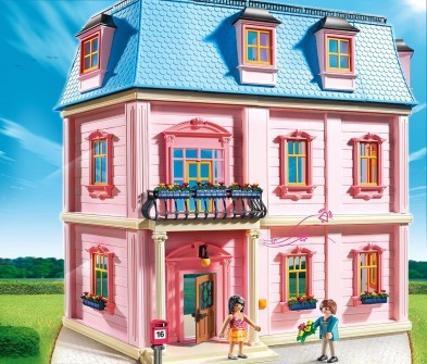 Playmobil Deluxe Dollhouse doll house 5303