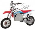 Razor SX500 Dirt Rocket - Red McGrath dirt bike