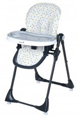 Safety 1st High Chair Kiwi  Grey Patch