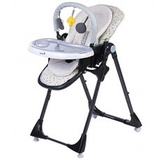 Safety 1st Kiwi 3 in 1 Reclinable Highchair Grey