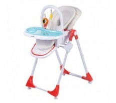 Safety 1st Kiwi 3 in 1 Reclinable Highchair RED
