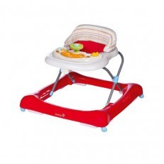 Safety 1st Ludo Walker - Red Dot/Grey