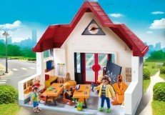 Playmobil Schoolhouse