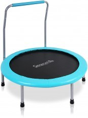 "Serenelife 36"" Portable Foldable Fitness Trampoline"