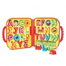 Playskool Sesame Street Elmos On the Go Letters