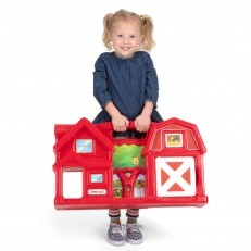 Simplay3 Carry & Go Farm (Red)
