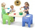 Simplay3 In & Out Activity Sand and Water Table