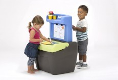 Simplay3 Toy Box Easel