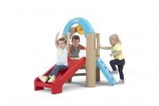 Simplay3 Young Explorers Indoor Outdoor Activity Climber Slide