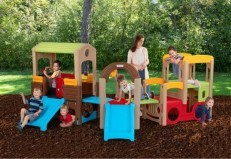 Simplay3 Young Explorers Indoor Outdoor Modular Playground