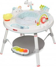 Skip Hop Baby's View 3-Stage Activity Center SLC +2 FREE Chairs