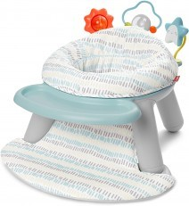 Skip Hop Silver Lining Cloud Infant Floor Seat