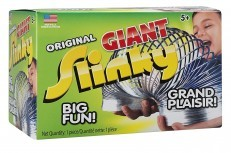 Slinky The Original Brand Giant Metal - Damaged Box