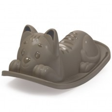 Smoby Cat Rocker Grey Teeter Totter Rocker