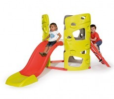Smoby Climbing Tower with Slide